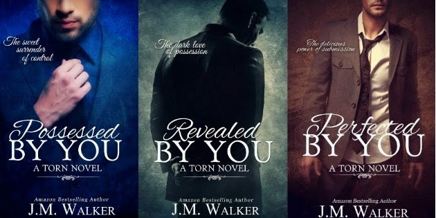 Perfected by You (A Torn Novel) by J.M. Walker Release Day Blitz