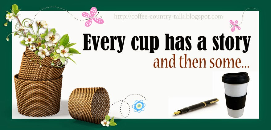 Every cup has a story...