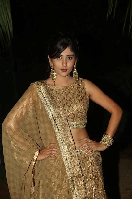 Hot Chandini Chowdary Stills At Kundanapu Bomma Audio Launch