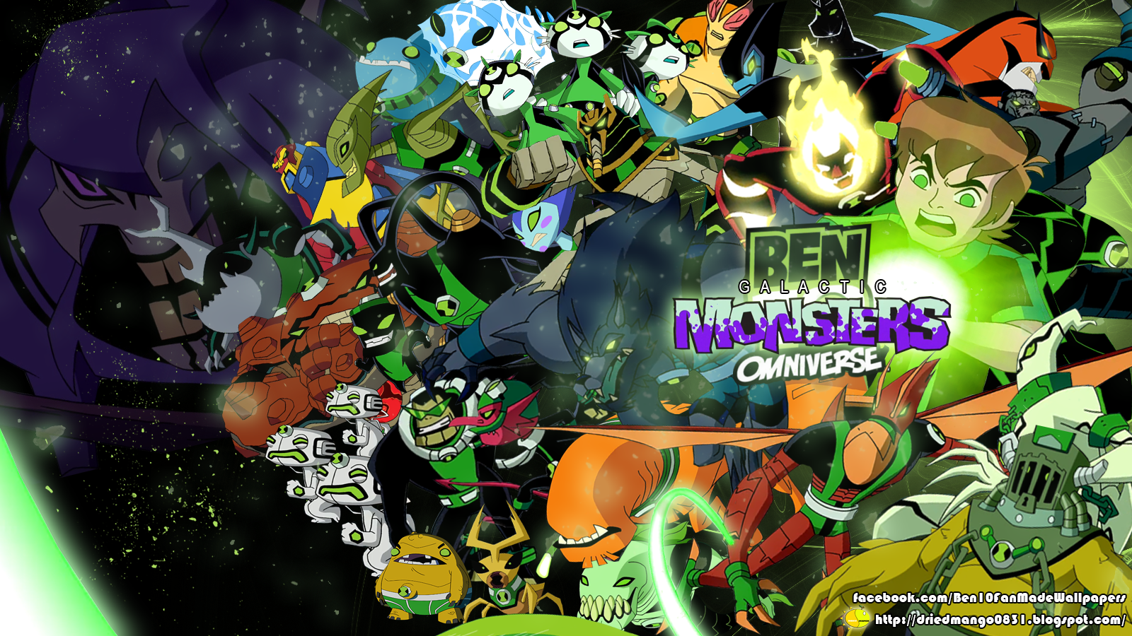 Dried mango ben 10 omniverse galactic monsters wallpaper you might also like another ben 10 omniverse voltagebd Choice Image
