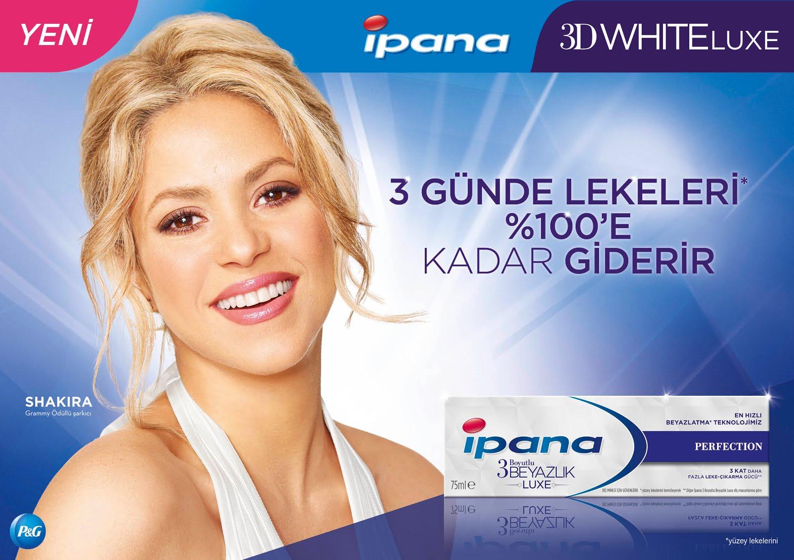 İpana Luxe Perfection Beyazlatıcı Diş Macunu