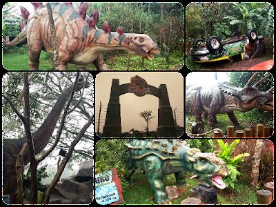 Dreamland: Vale dos Dinossauros - Foz do Iguaçu