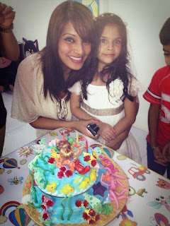 Bipasha Basu celebrates her niece's birthday