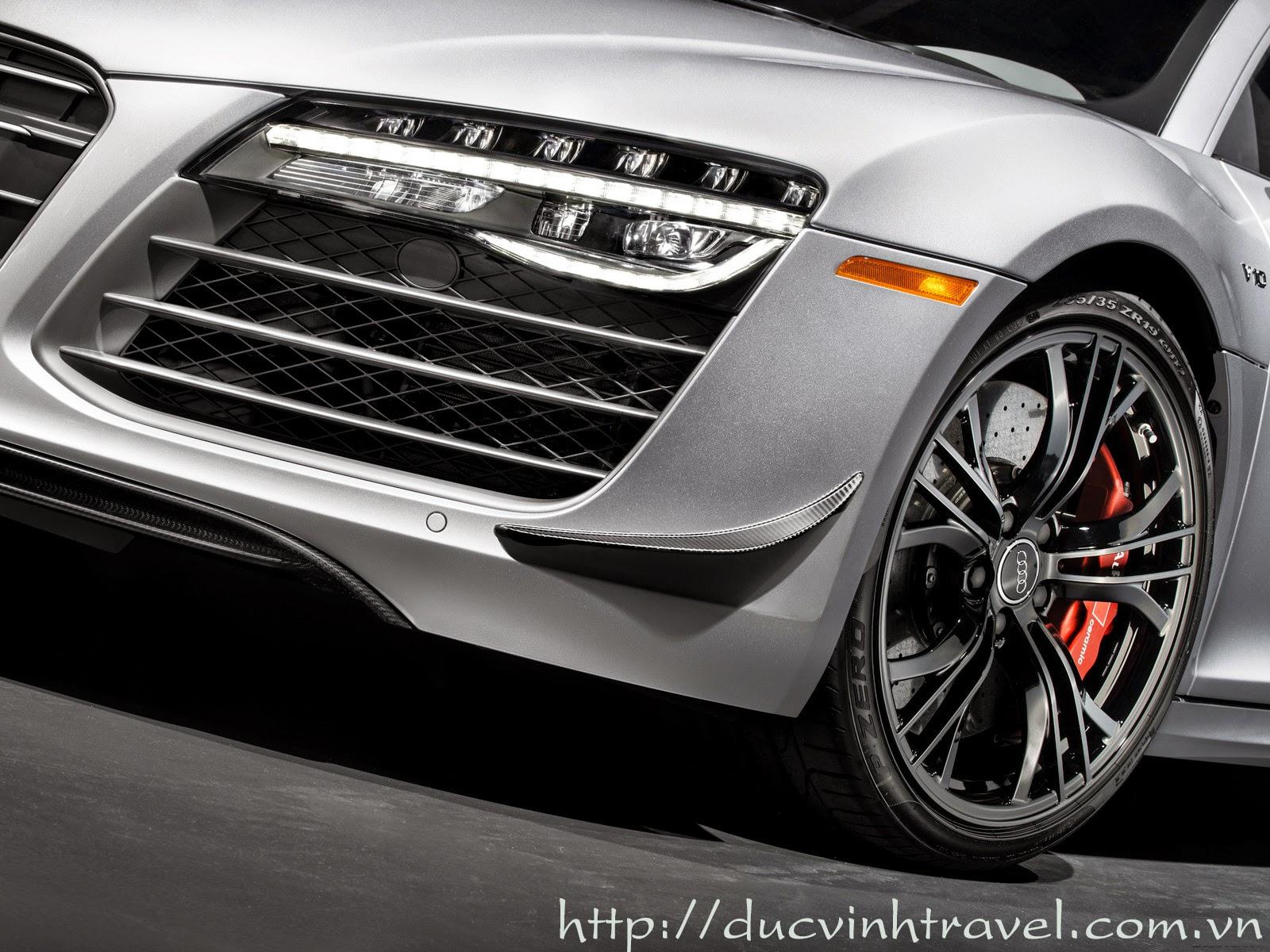 Audi A8 Competition sắp ra mắt làng xe thế giới