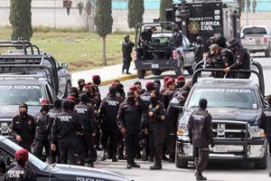 Fuga en el penal de Apodaca y 44 muertos en el motín.