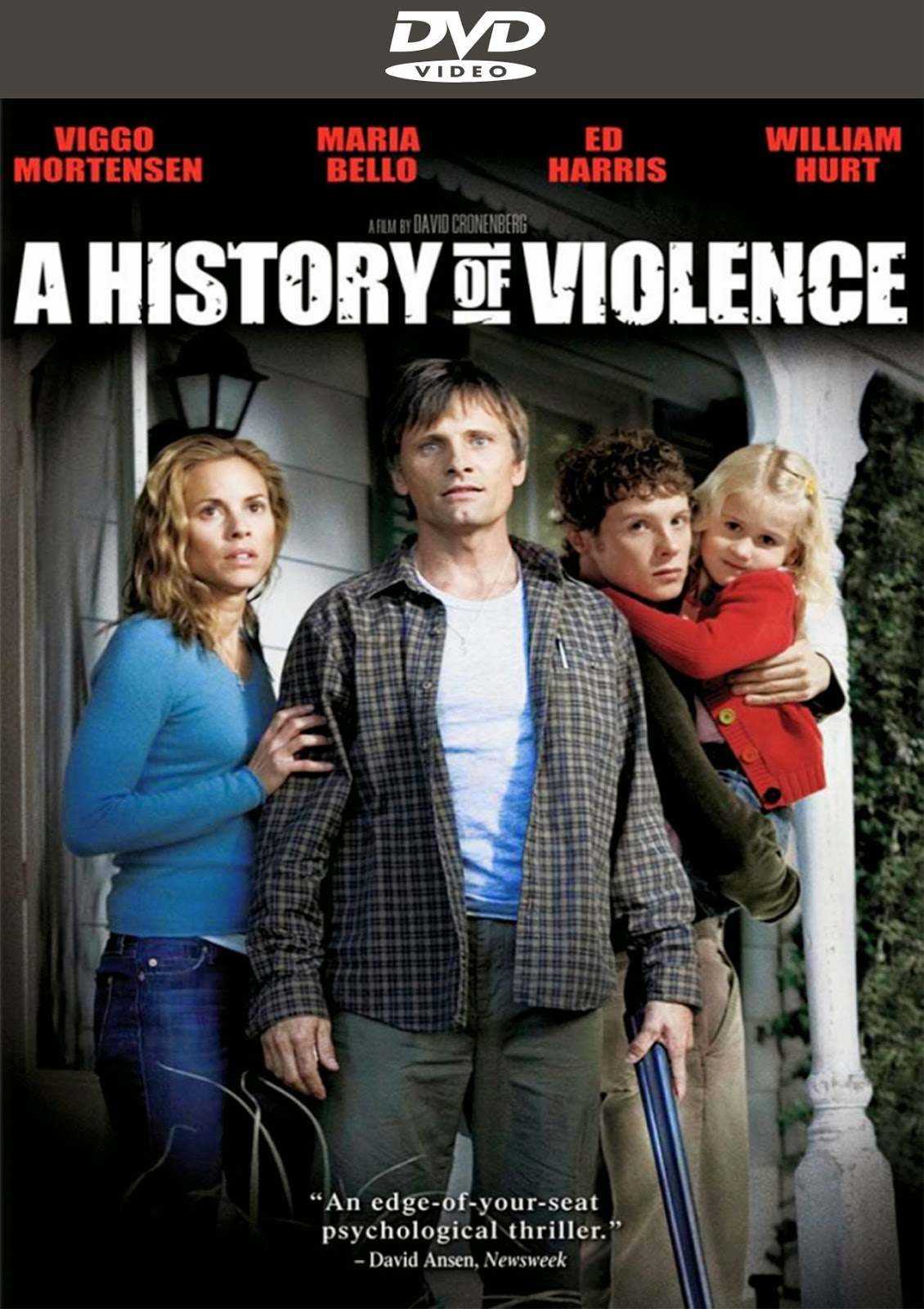 A History of Violence [2005] [Latino] [DVD Full]