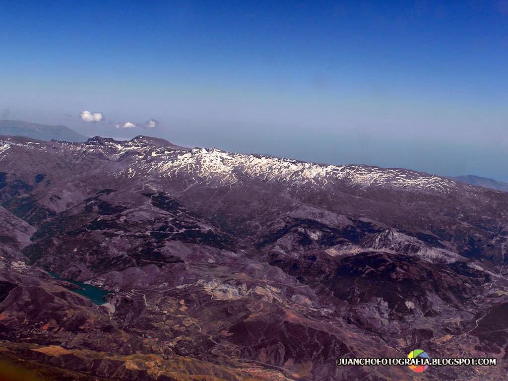 Sierra Nevada Aerea