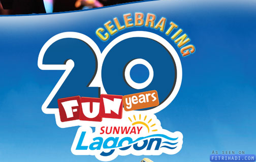 promosi tiket sunway lagoon rm20