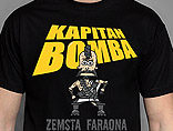 T-shirt Kapitan Bomba - zemsta faraona