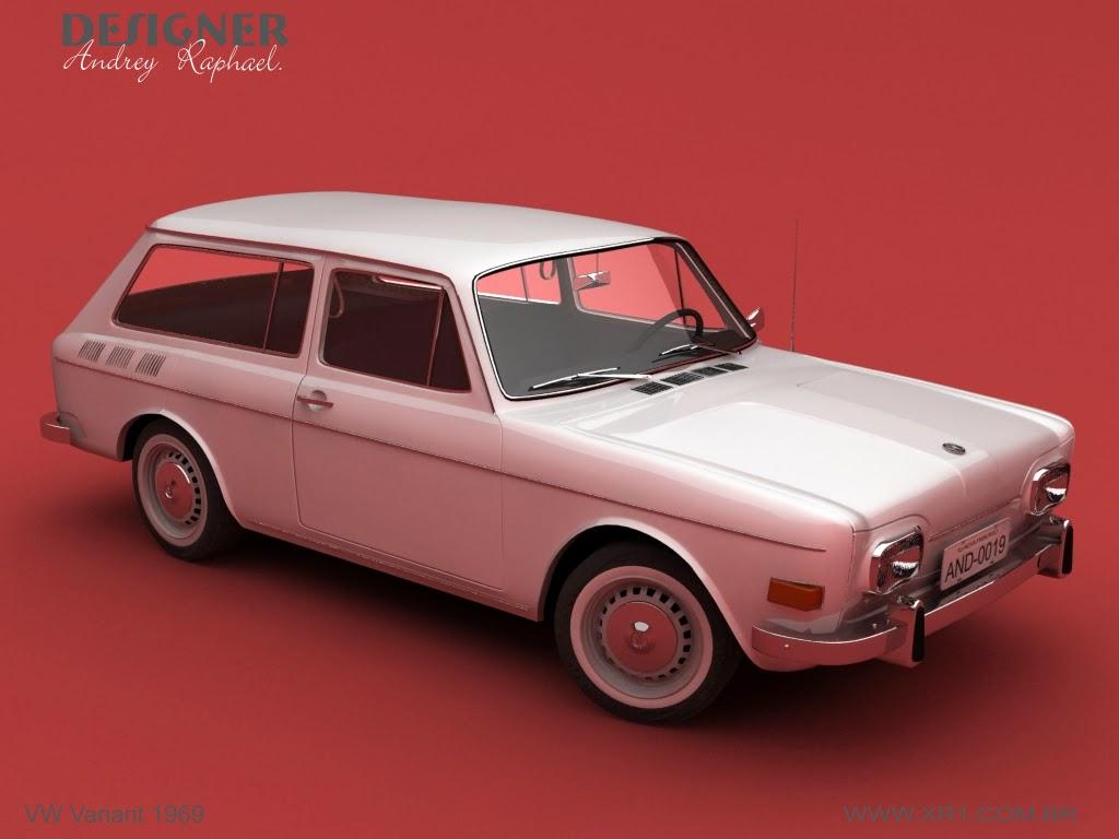 Andrey Raphael: VW Golf MK3 Eurolook Edition