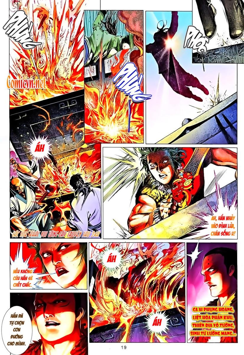 Phong Vân chap 641 Trang 19 - Mangak.info