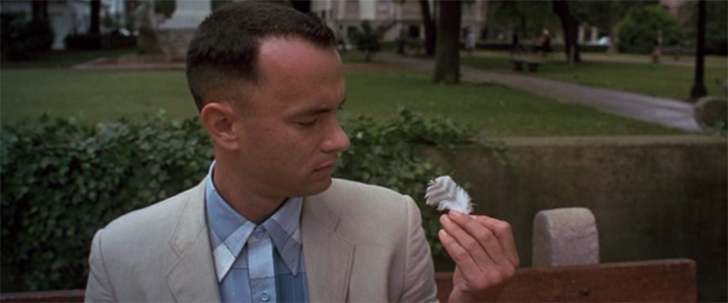 forest gump thesis