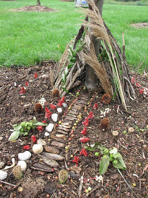 How to build fairy houses for List of things to do when building a house