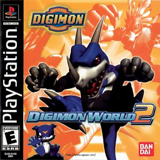 Download Games Digimon World II PSX ISO for pc Full Version
