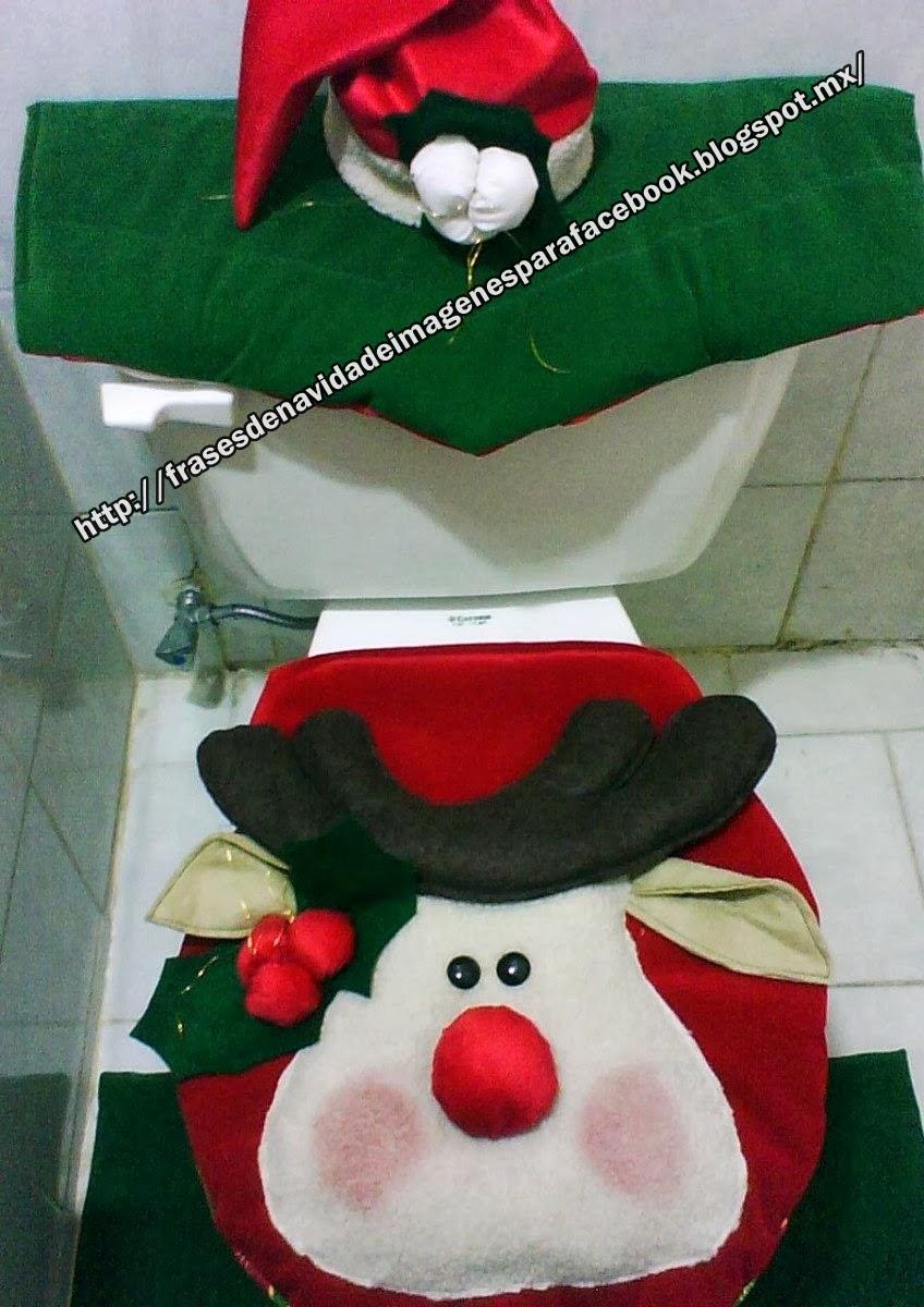 Juegos De Baño Fotos:navideno-juego-de-bano-de-3-piezas_MLV-F-3220831179_102012jpg
