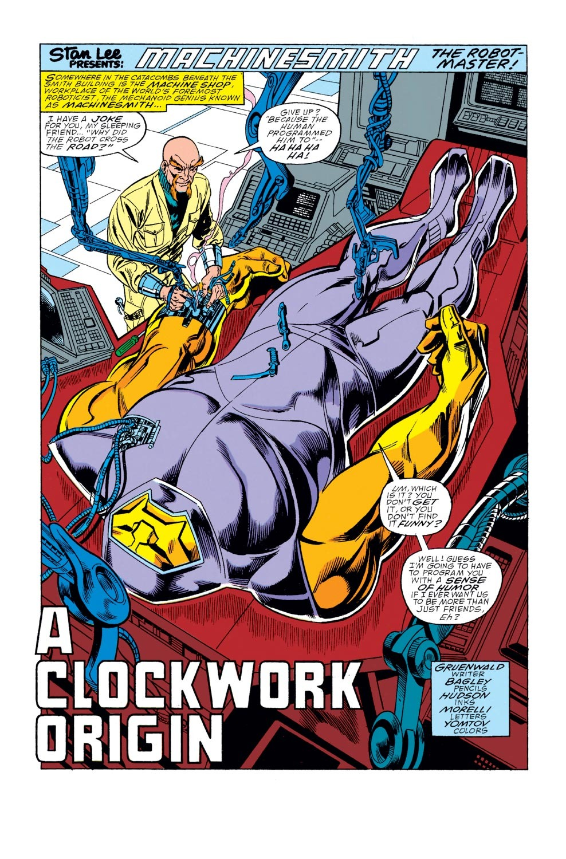 Captain America (1968) Issue #368 #301 - English 19
