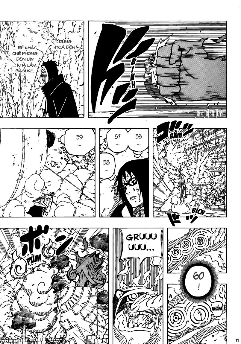 Naruto chap 479 Trang 10 - Mangak.info