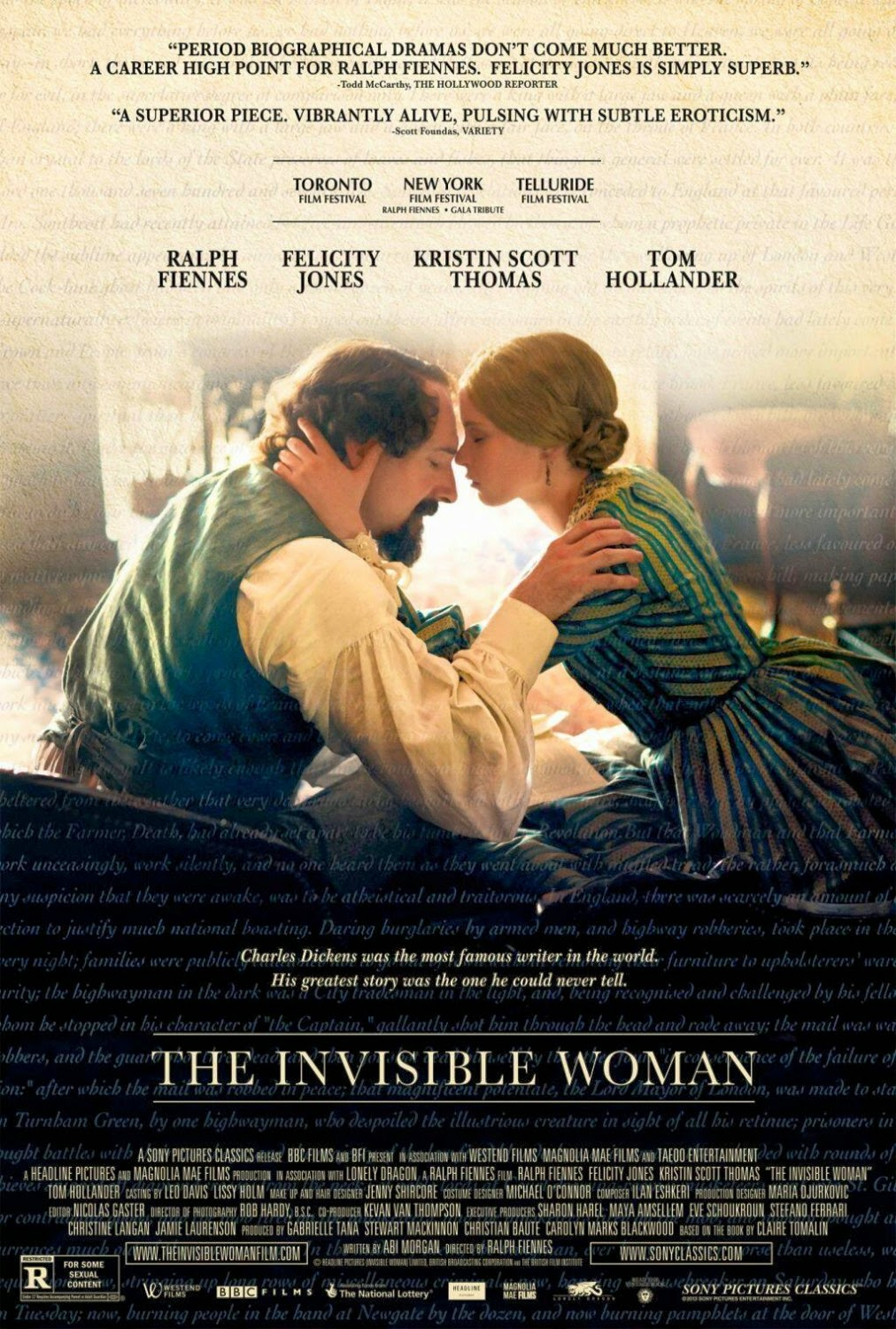 The Invisible Woman  BDRip