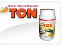 TON (Pupuk Tambak Organik Nusantara)