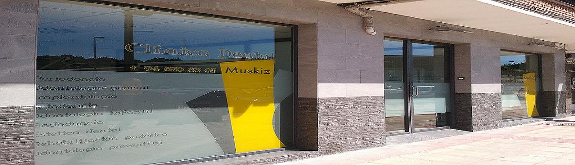 CLINICA DENTAL MUSKIZ