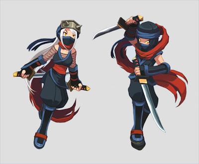Lost Saga Kage Ninja - Lost Saga Indonesia