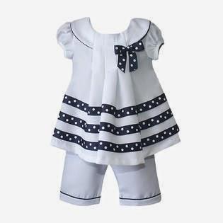 Vestidos  Marinero, Bautizos Niñas