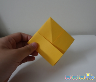 How To Fold A Paper Boat 5