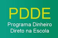 Consultas referentes ao PDDE