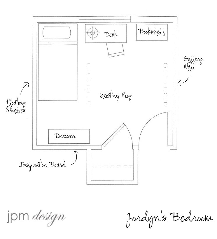 Jpm Design Project Update 10 Year Old Girl 39 S Room