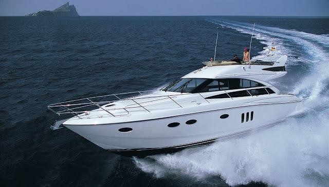 Luxury Boats - Botes y Yates Lujosos