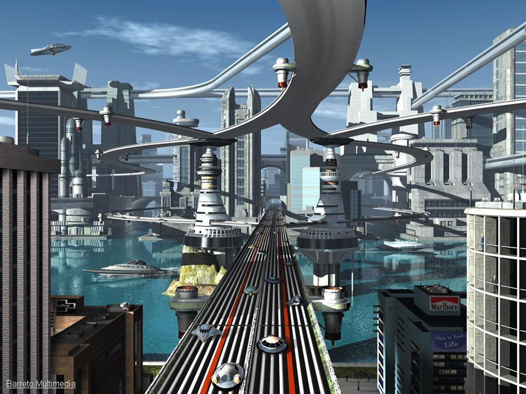La Ciudad De El Futuro