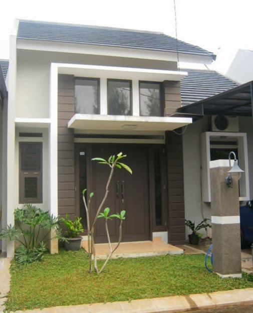 80 Desain Rumah Type 36 72 2 Lantai