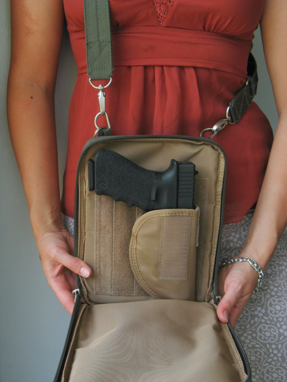 Carry concealed