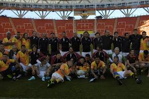 El rugby inclusivo dijo presente en La Plata