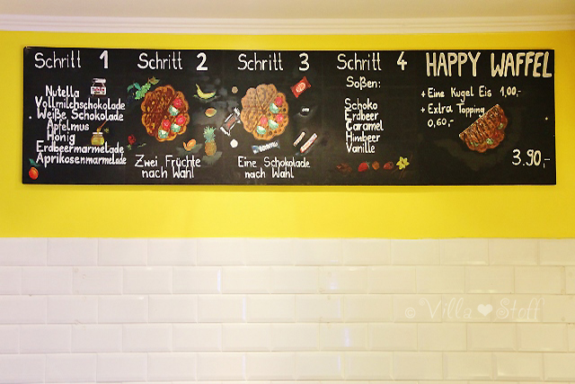 Caféliebe Hamburg   HAPPY WAFFEL