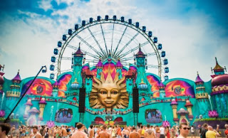TomorrowLand - magrush.com