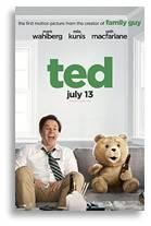 Ted, Mark Wahlberg, Mila Kunis, Seth MacFarlane