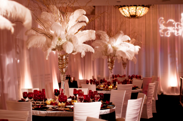 Exclusive wedding and party decoration rental gifts