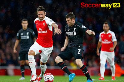 Arsenal vs Liverpool 0-0