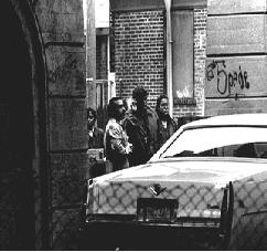 "GoodFellas ""Pink Cadillac Murder Scene"""
