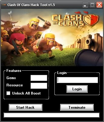 download generator hack game clash of clans for pc offline