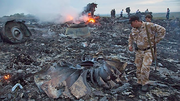 Leading HIV Researchers Lost As flight MH17 Is Downed In Ukraine