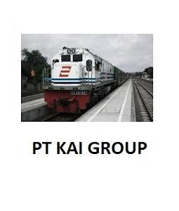 Lowongan Kerja KAI Group
