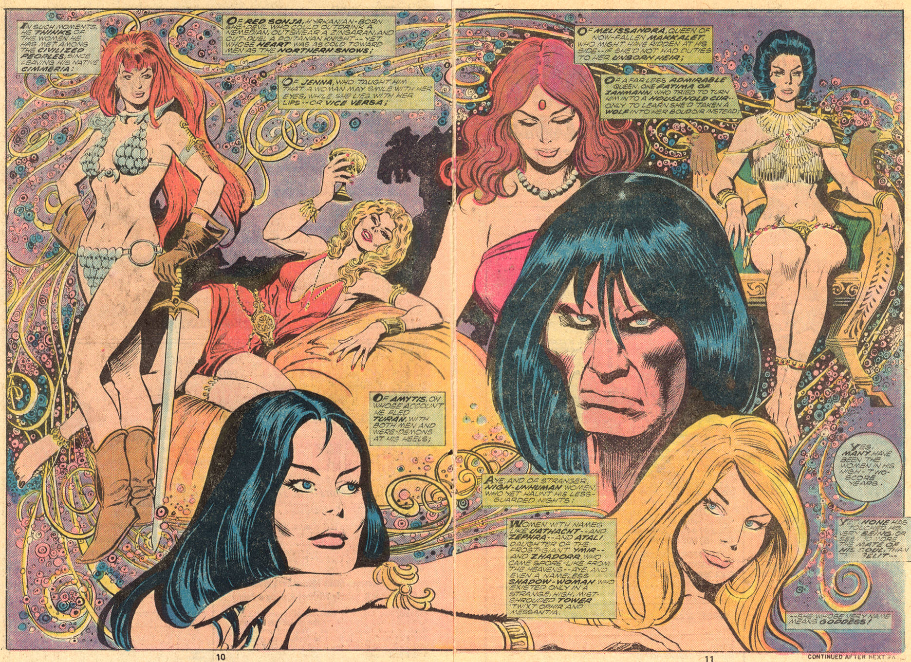 Conan the Barbarian (1970) Issue #61 #73 - English 7