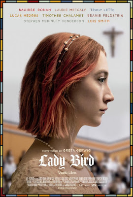 Lady Bird 2017 DVD R1 NTSC Sub