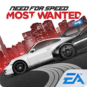 nfs most wanted apk dan data