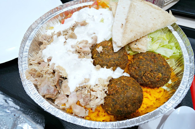 Halal Guys Ph review