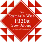 FWS 1930'S SEW ALONG