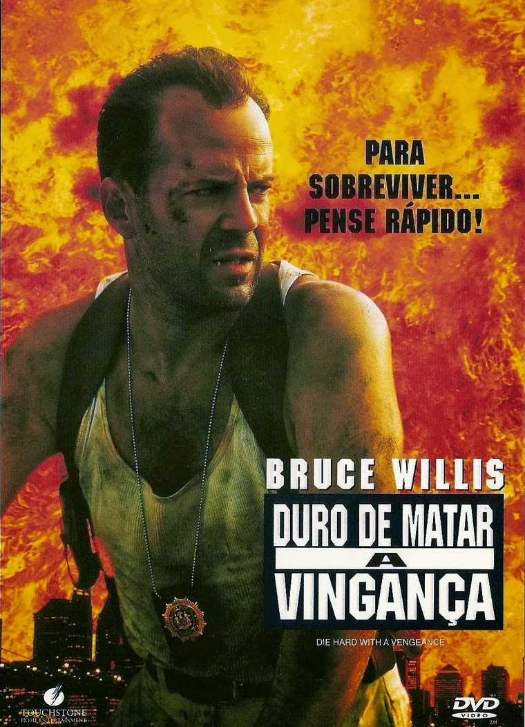 Duro de Matar 3: A Vingança – Dublado (1995)