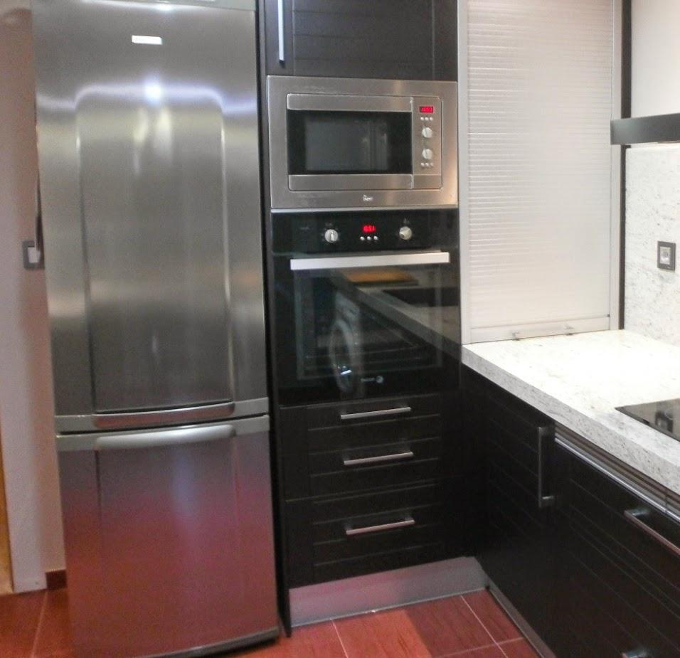 C mo solucionar peque os problemas al proyectar la cocina for Cocina y refrigerador juntos